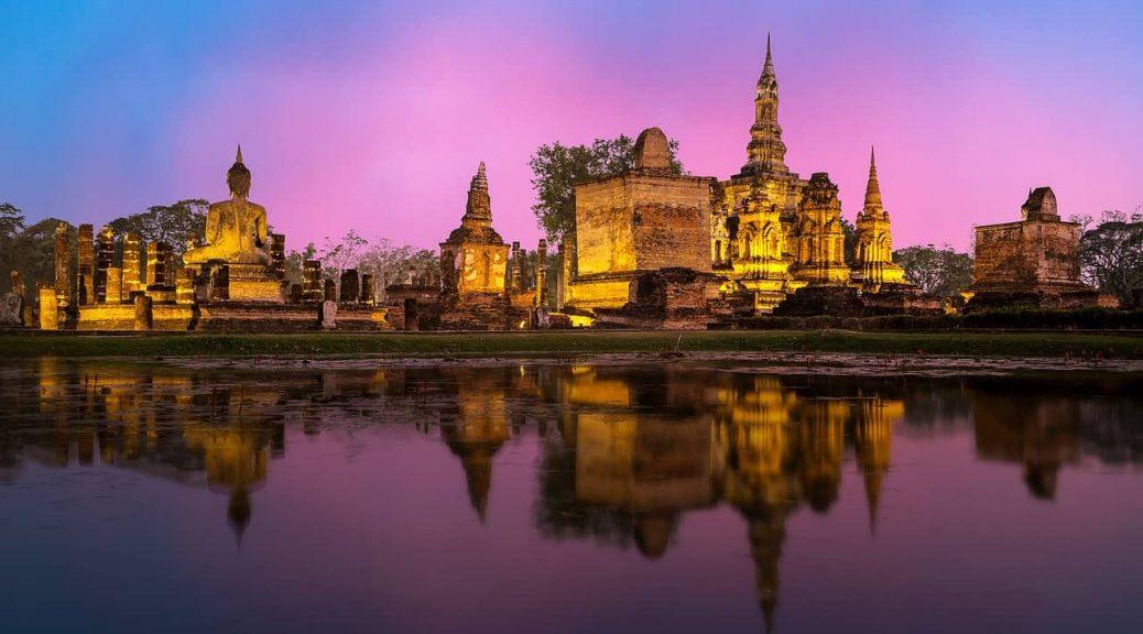 Thailande, le pays des sourire